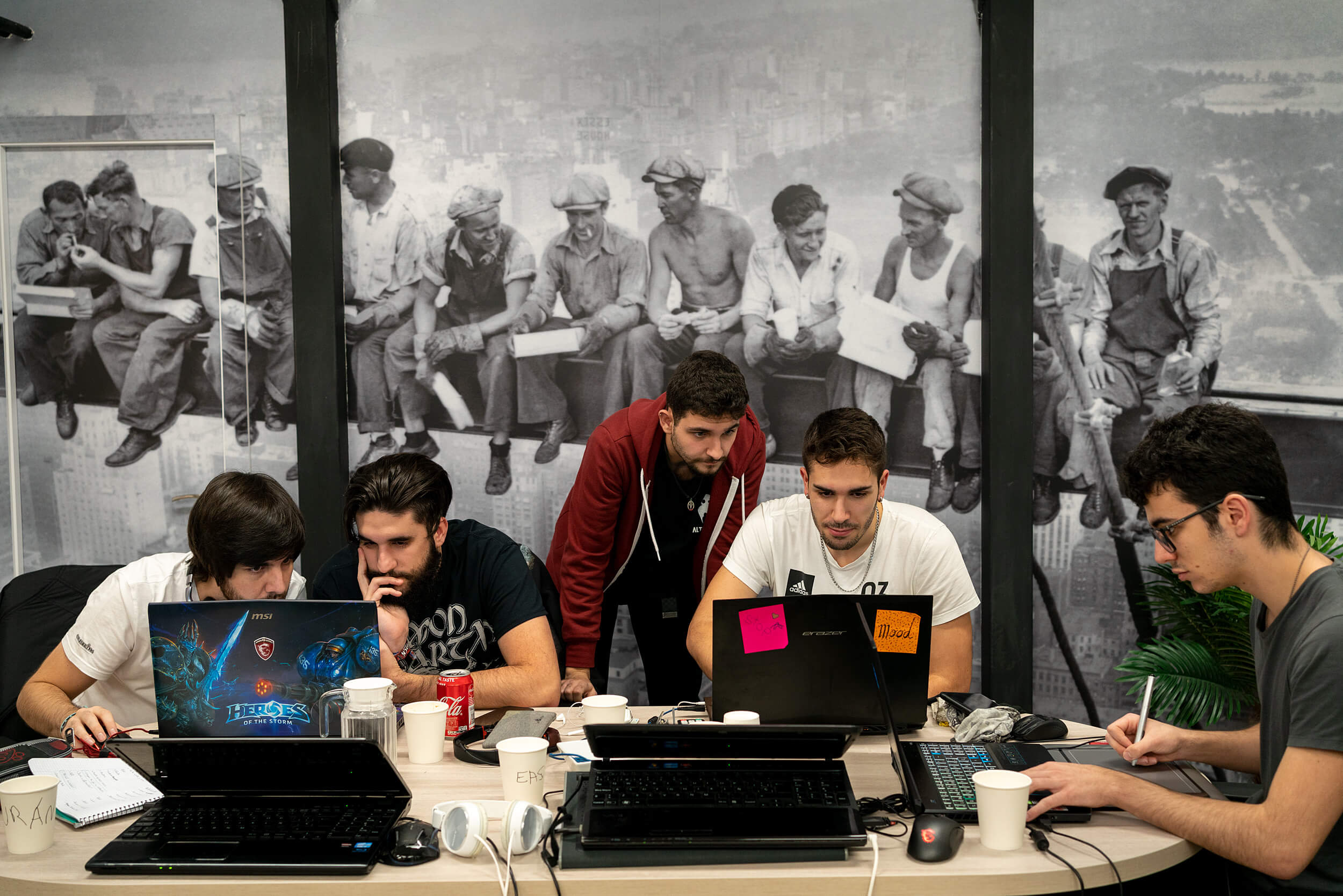 24 Game Jam Madrid Cultura Abierta 2019