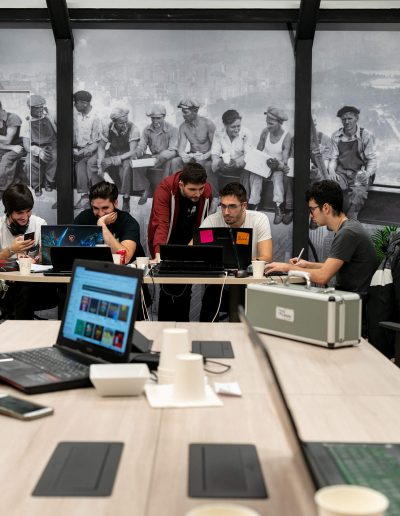 31 Game Jam Madrid Cultura Abierta 2019