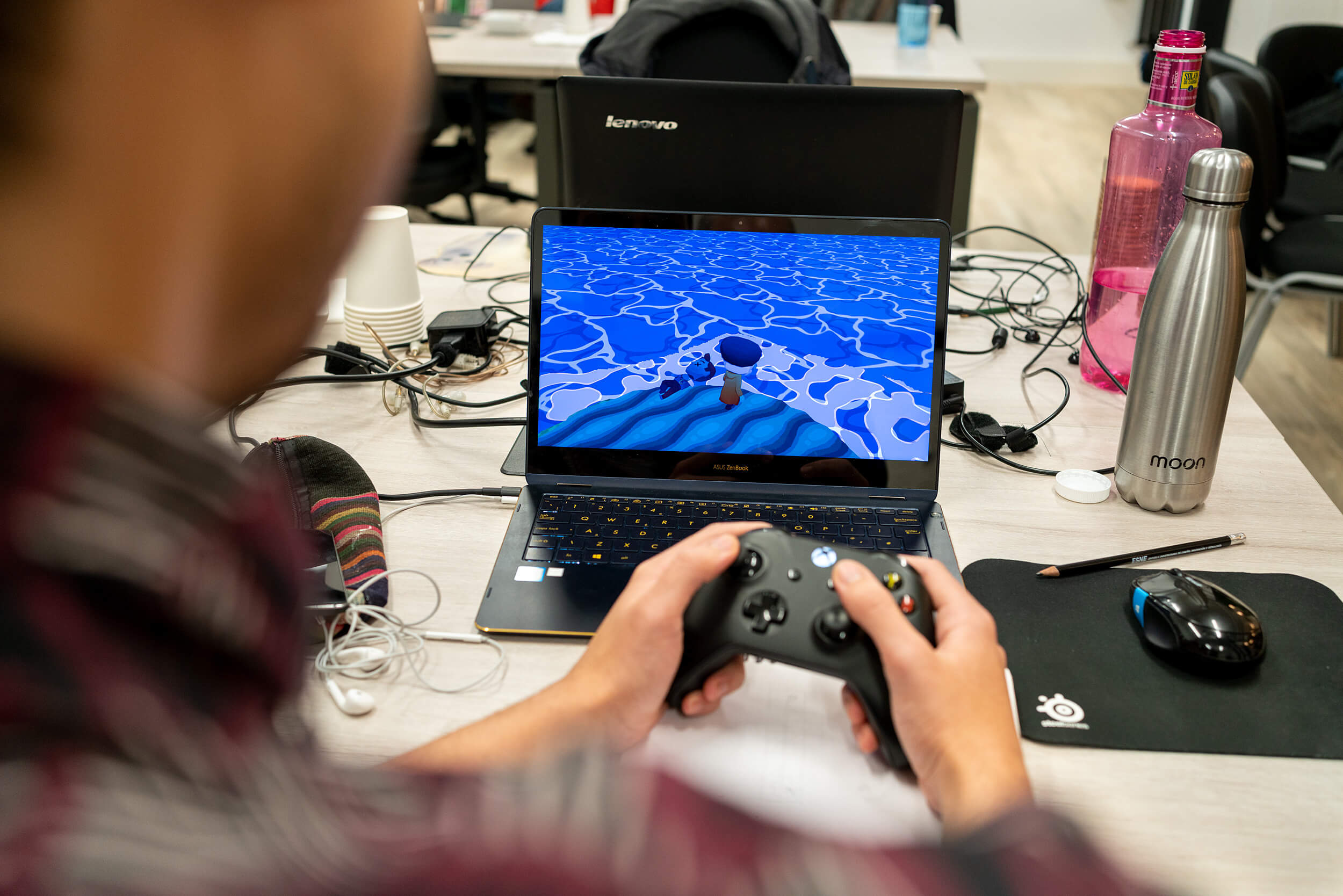36 Game Jam Madrid Cultura Abierta 2019