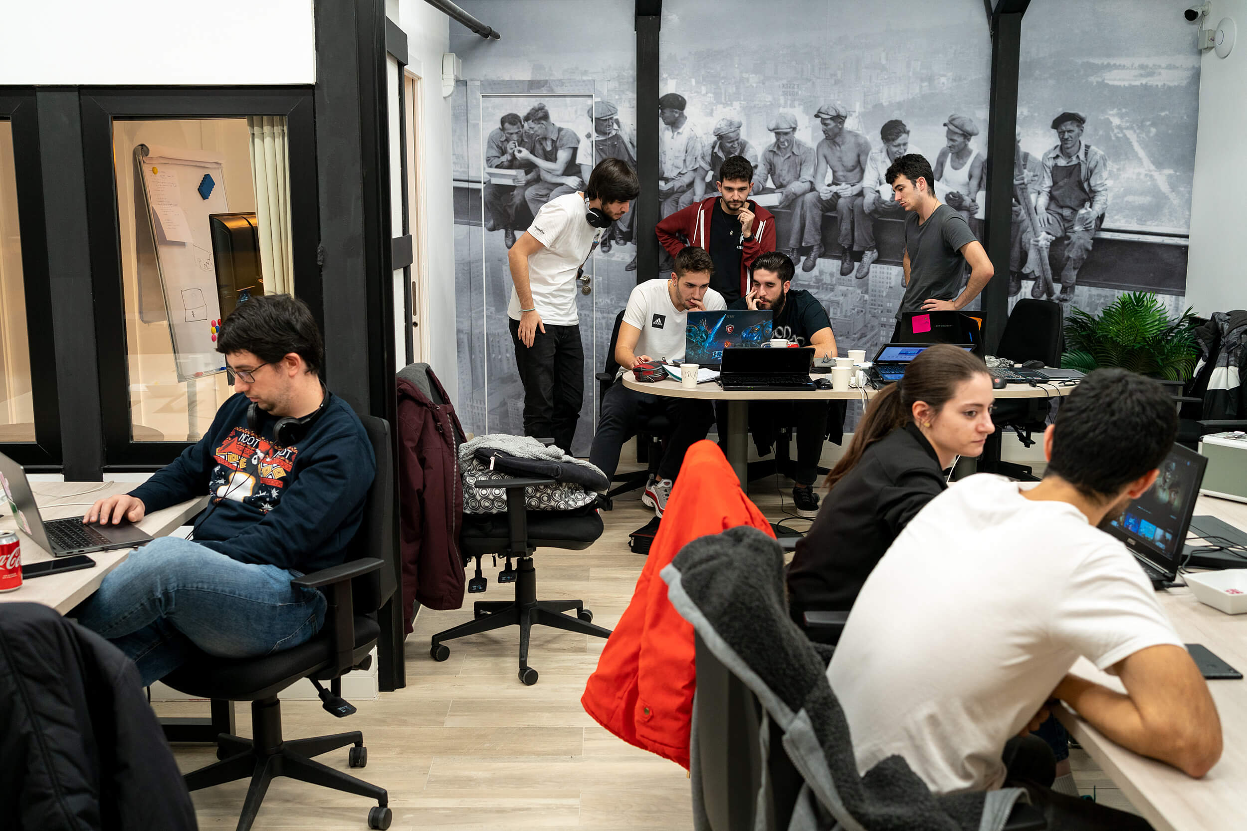38 Game Jam Madrid Cultura Abierta 2019