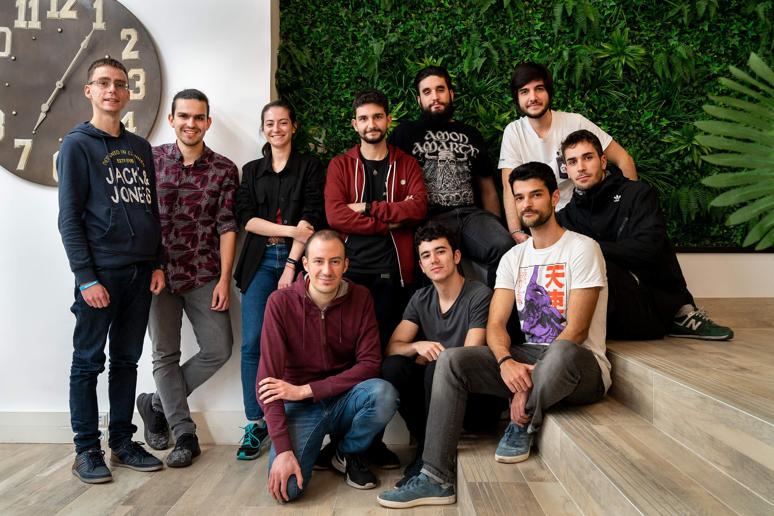 45 Game Jam Madrid Cultura Abierta 2019