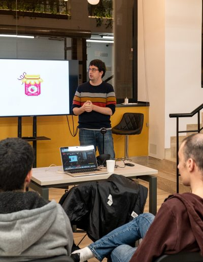 23 Game Jam Madrid Cultura Abierta 2019 copia