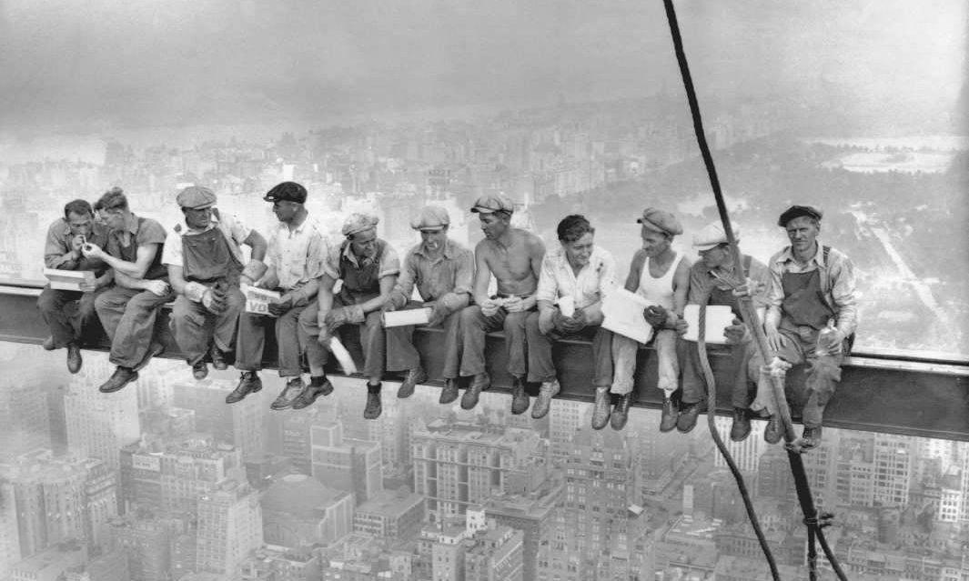 Trabajadores Coworking